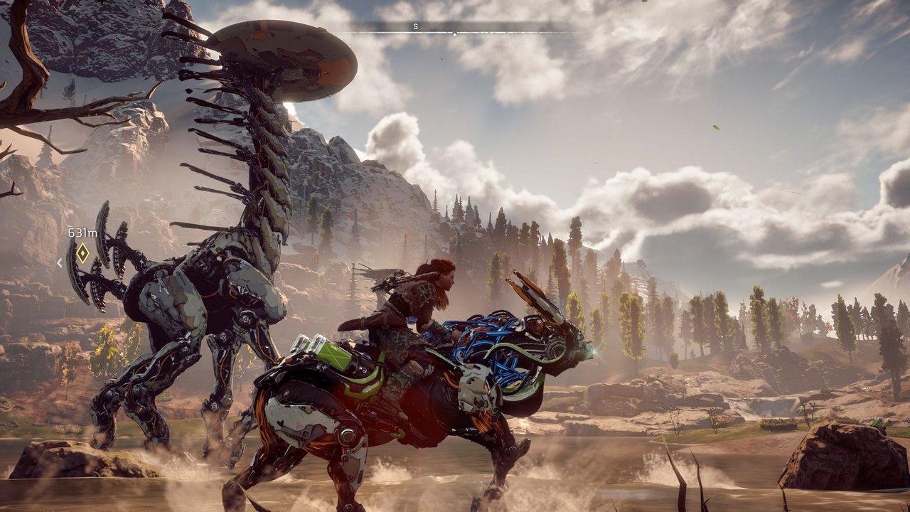 Horizon Zero Dawn: guarda lo spettacolare gameplay trailer dell'E3 2016