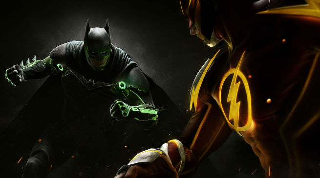 Injustice 2: Superman, Batman, Aquaman e Supergirl combattono nel primo video di gioco