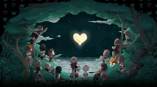Kingdom Hearts Unchained X sbarca su iOS e Android