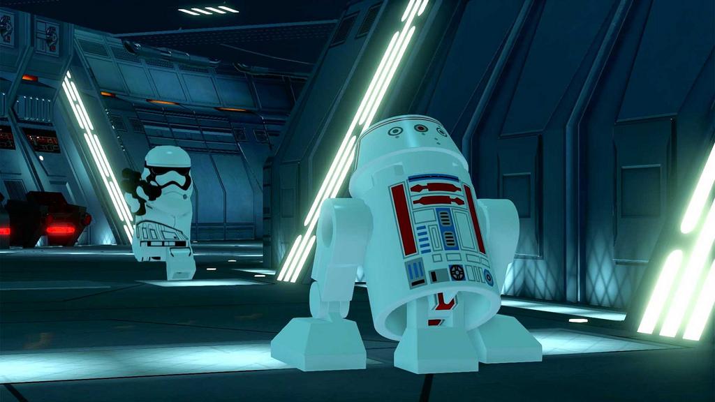 LEGO Star Wars – Il Risveglio della Forza: il pacchetto personaggio Droide gratis per PS4 e PS3