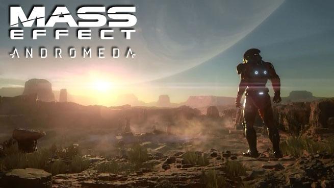 Mass Effect: Andromeda, il nuovo trailer ufficiale dall'E3 2016