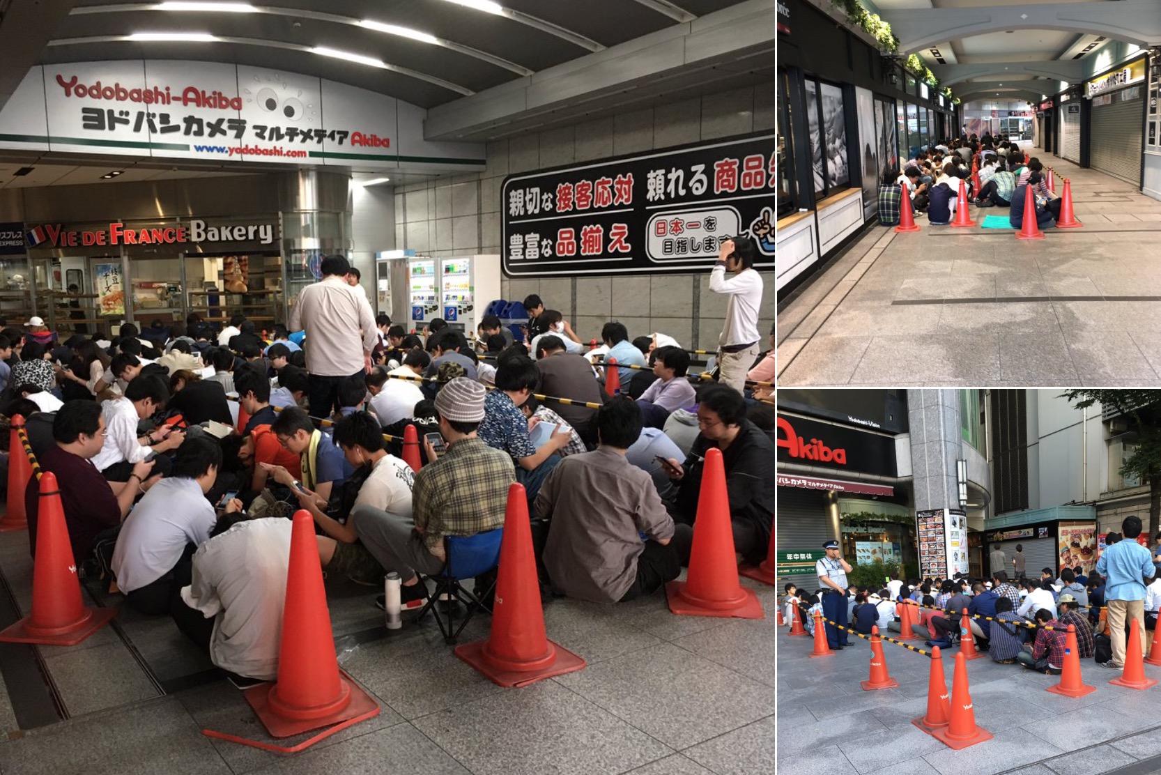 PlayStation VR, lunghe code in Giappone per i pre-ordini