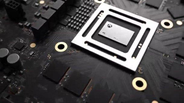 Microsoft svela Project Scorpio, arriverà a fine 2017