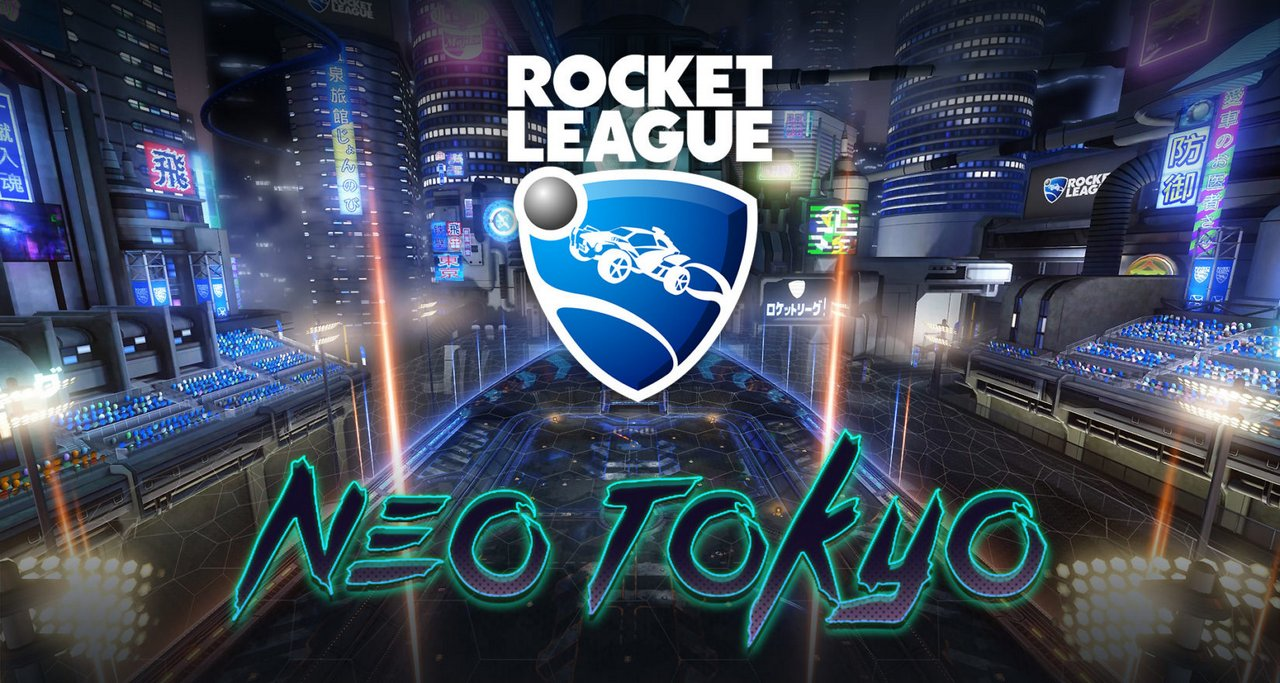 Rocket League: la mappa Neo Tokyo, due nuove auto e un market interno con i DLC e gli update gratuiti di fine giugno