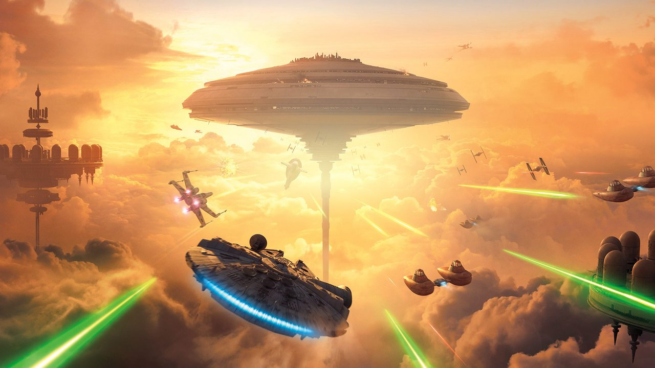 "Star Wars Battlefront: il DLC ""Bespin"" si lancia in foto e video"