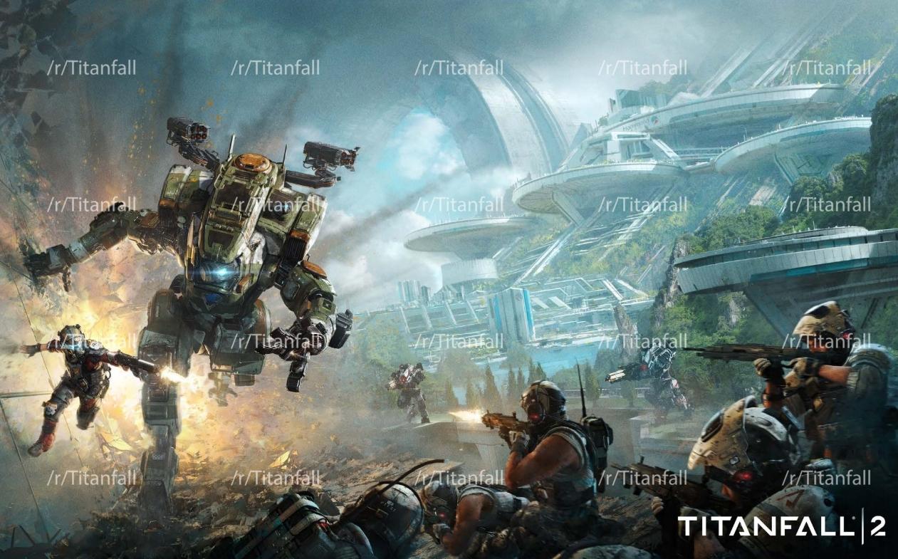 Titanfall 2, il leak di EA Play finisce online e svela la data d'uscita