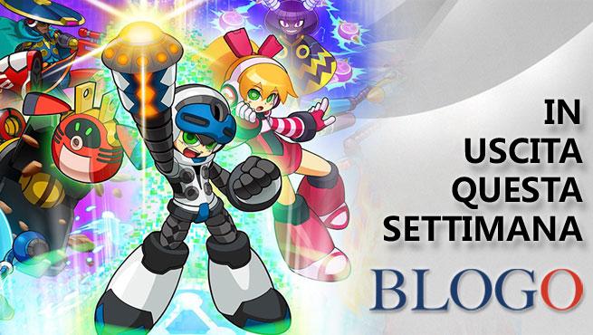 Videogiochi in uscita dal 20 al 26 giugno: Mighty No. 9, Mario & Sonic ai Giochi Olimpici di Rio 2016, Rocket League Collector's Edition