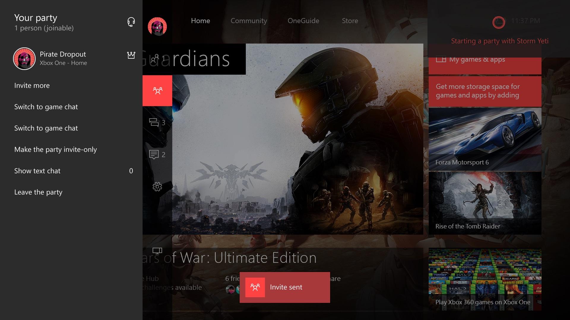Xbox One, tutti i dettagli del prossimo aggiornamento