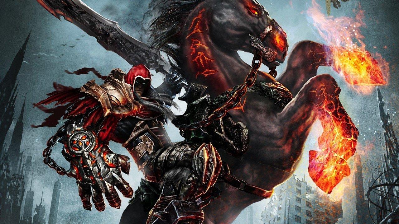 Darksiders: Warmastered Edition per PC, PS4, Xbox One e Wii U si presenta in foto