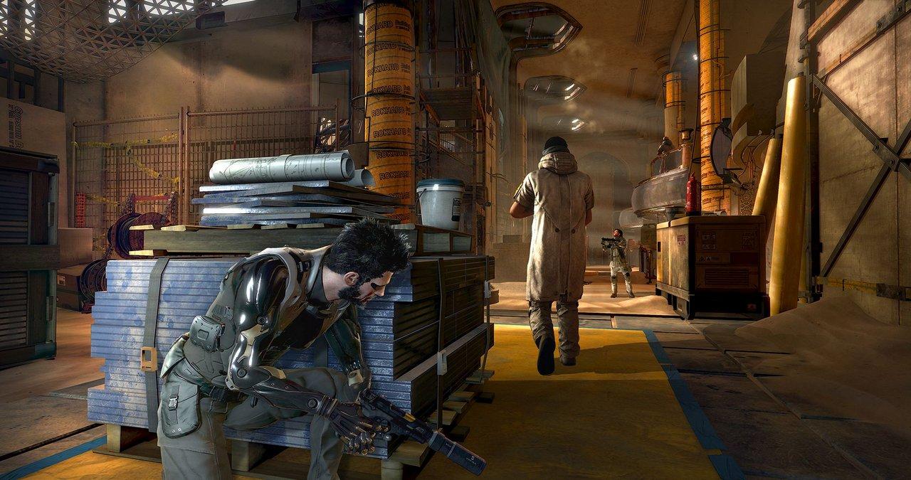 Deus Ex: Mankind Divided – nuove immagini e video sui primi 20 minuti della storia