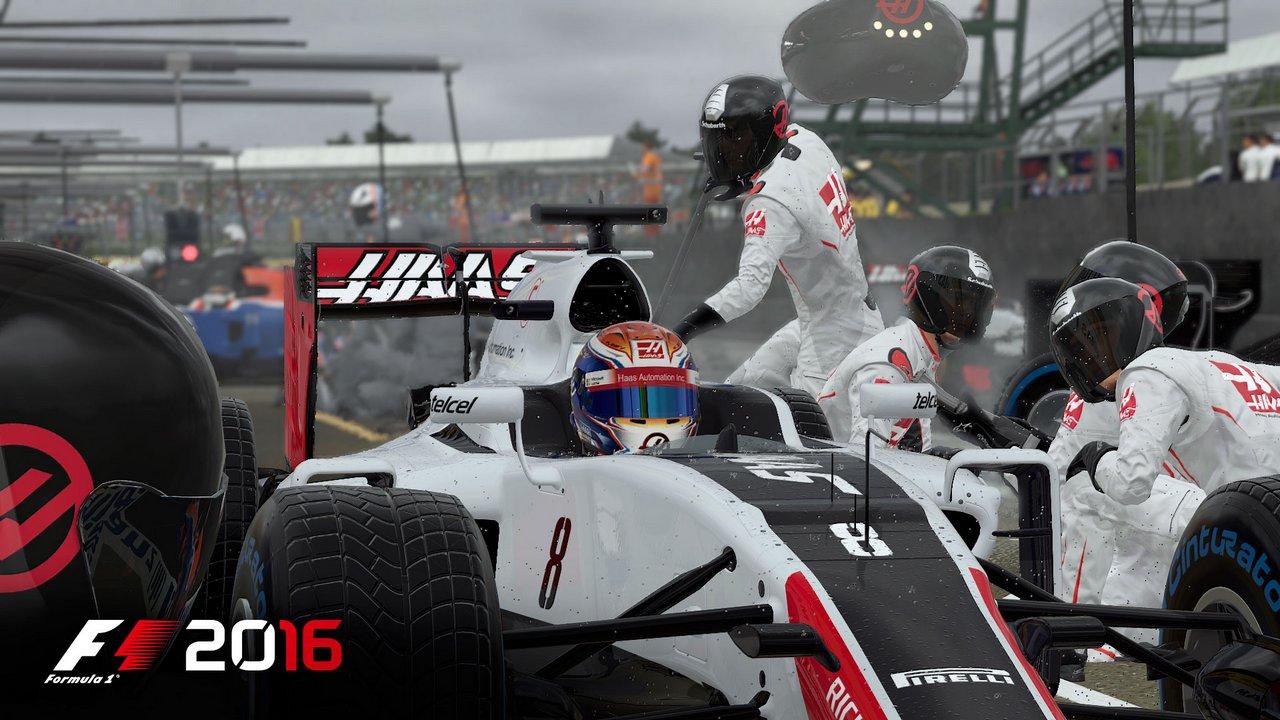 F1 2016: immagini, video e dettagli sulla Carriera