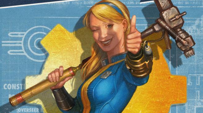 Fallout 4: l'espansione Vault-Tec Workshop esce a fine luglio – primo filmato dimostrativo