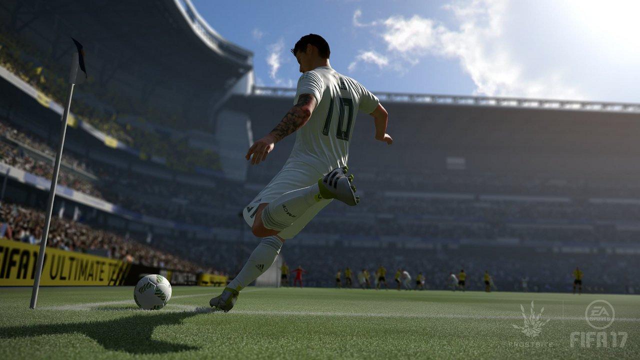 FIFA 17: nuovo filmato dimostrativo sui calci piazzati