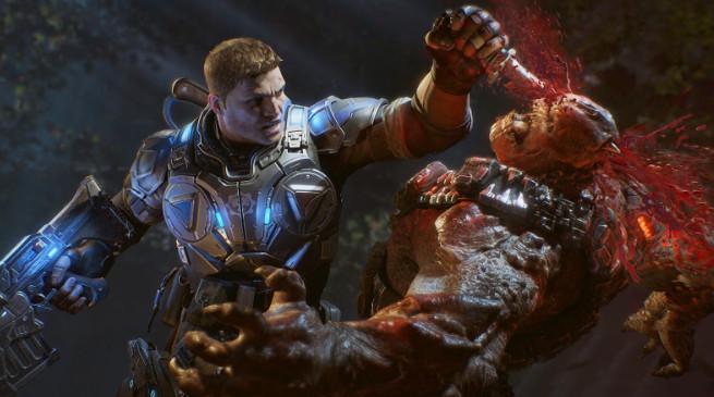 Gears of War 4: nuovo video di gioco sulla campagna principale