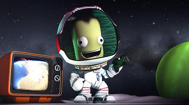 Kerbal Space Program: le versioni console per PS4 e Xbox One escono questo mese