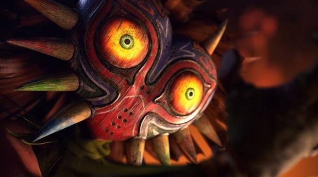 Majora's Mask: EmberLab annuncia il cortometraggio dedicato al videogioco culto di Nintendo