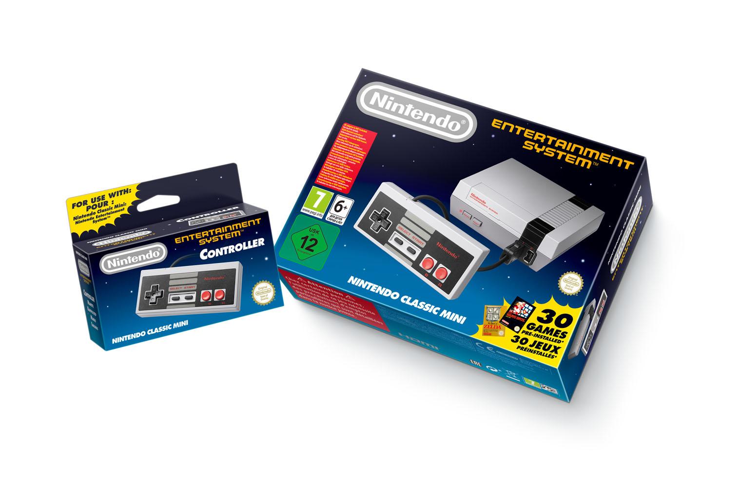 Nintendo Classic Mini NES, nessun gioco aggiuntivo oltre ai 30 inclusi nella console
