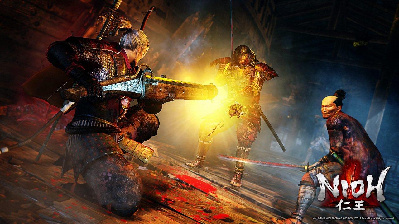 Nioh: immagini, data di uscita e prime informazioni sulla seconda demo per PS4
