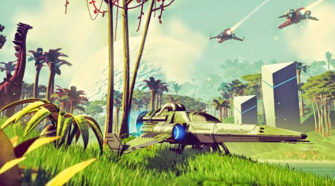 No Man's Sky: la versione PS4 non richiederà un abbonamento PS Plus per giocare online