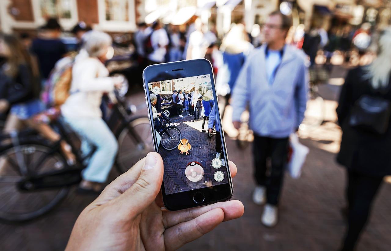 Pokémon Go è il gioco mobile più popolare di sempre negli Stati Uniti