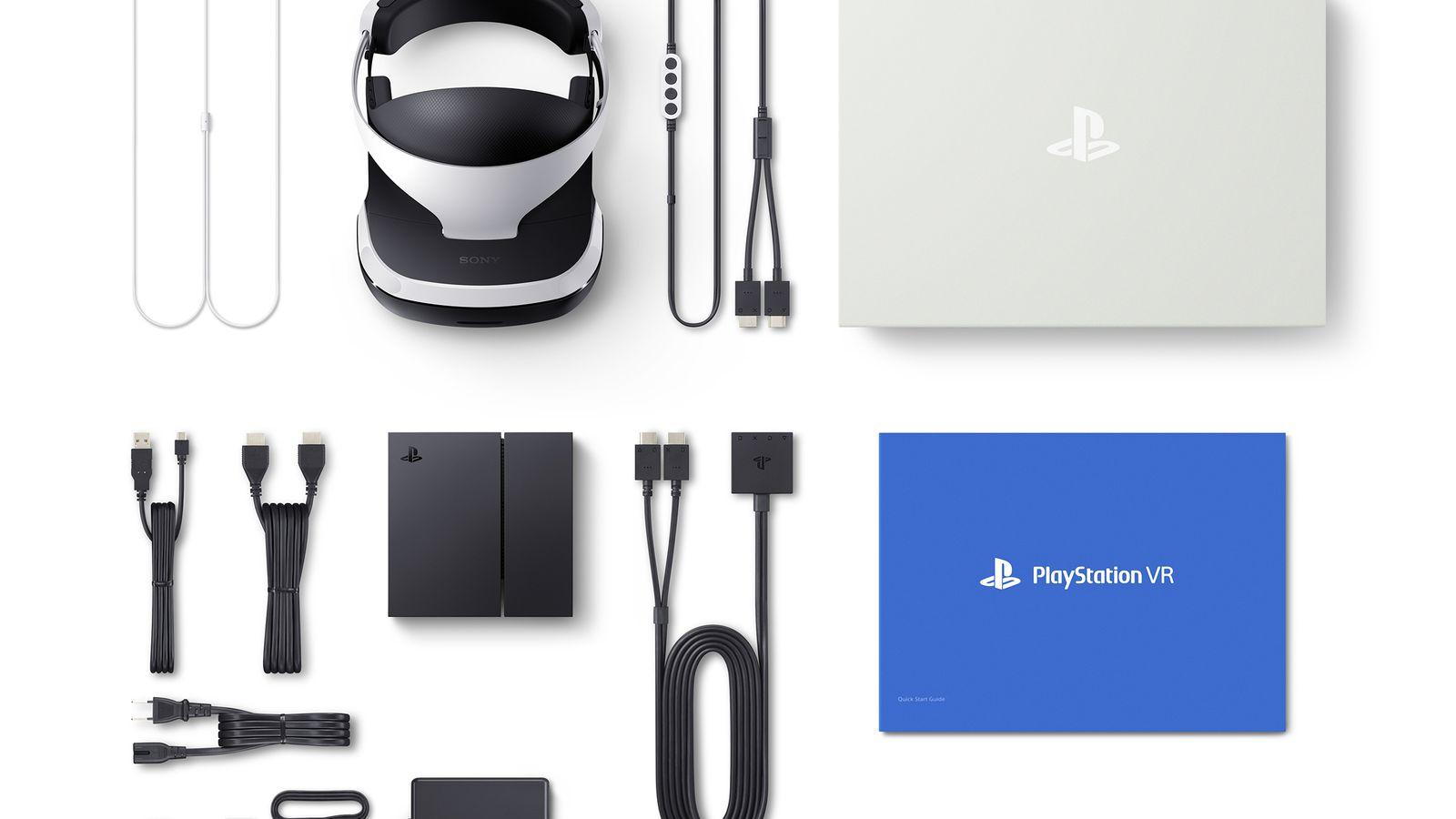 PlayStation VR, ecco quanto spazio servirà in casa per giocare al meglio