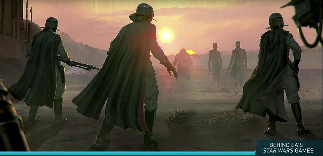 Star Wars di Visceral Games: nuovi dettagli e qualche immagine inedita
