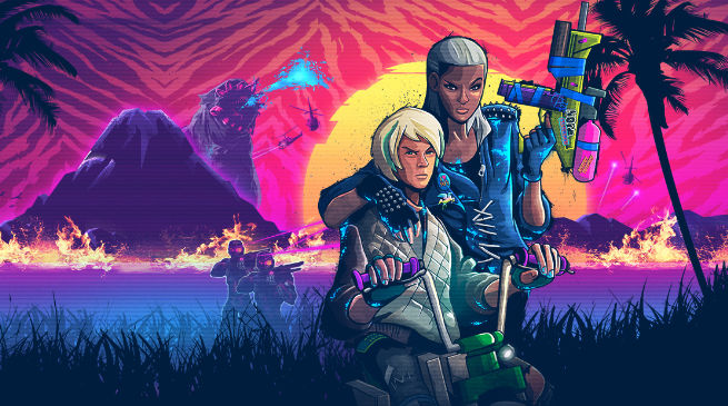 Trials of the Blood Dragon: la demo di Uplay permette di scaricare gratis il gioco su PC