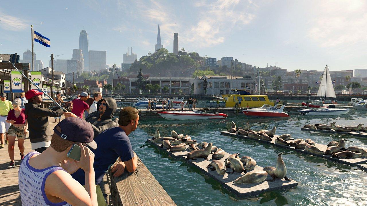 Watch Dogs 2, Ubisoft rassicura: non ci saranno downgrade grafici