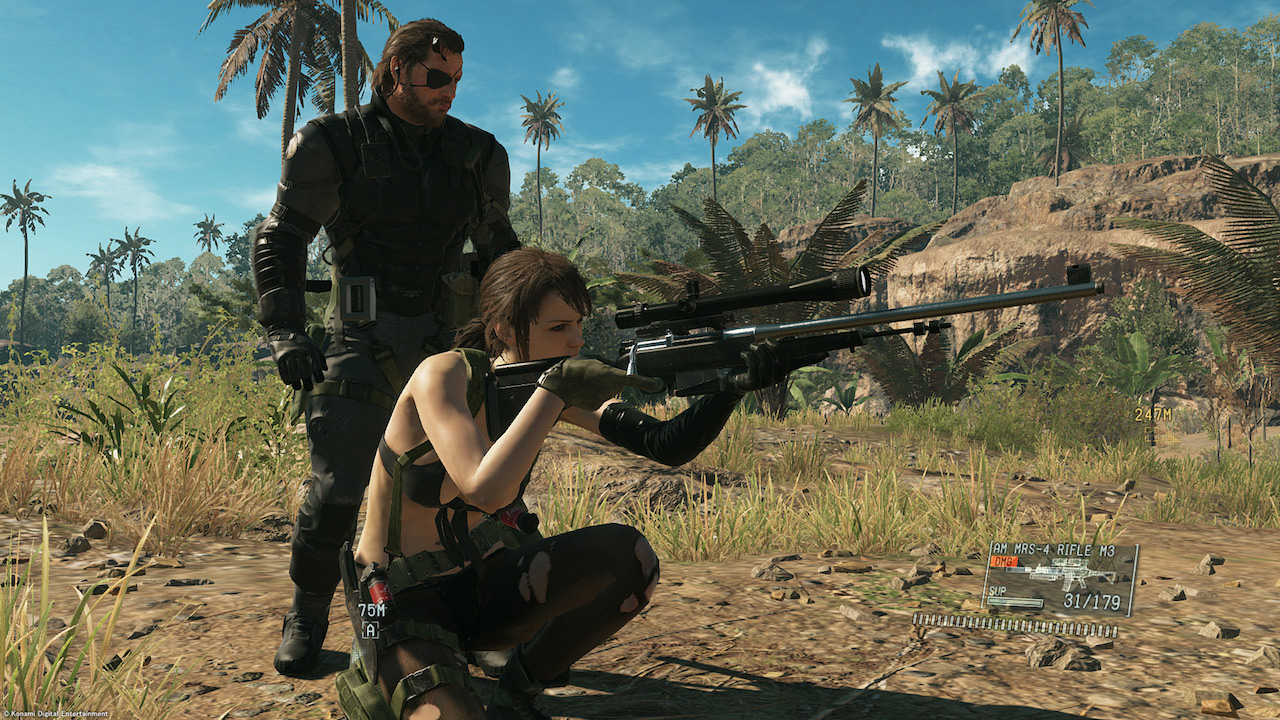 Metal Gear Solid V: The Definitive Experience arriverà ad ottobre