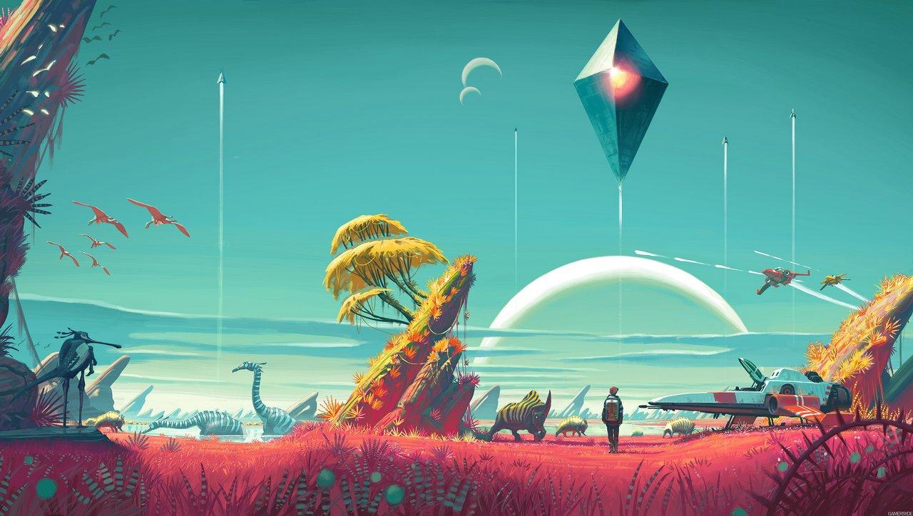 No Man's Sky è disponibile su PS4: ecco le immagini e il video di lancio