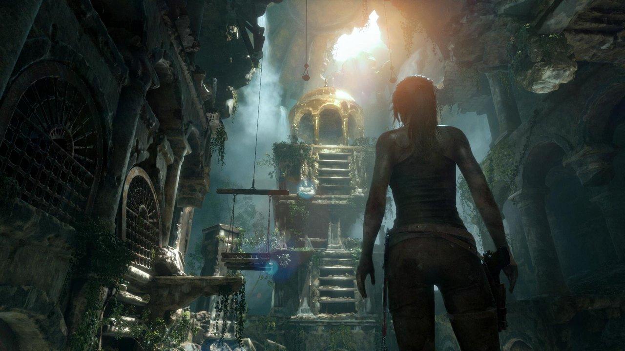 Rise of the Tomb Raider: 20 Year Celebration, 11 minuti di gameplay dalla Gamescom 2016