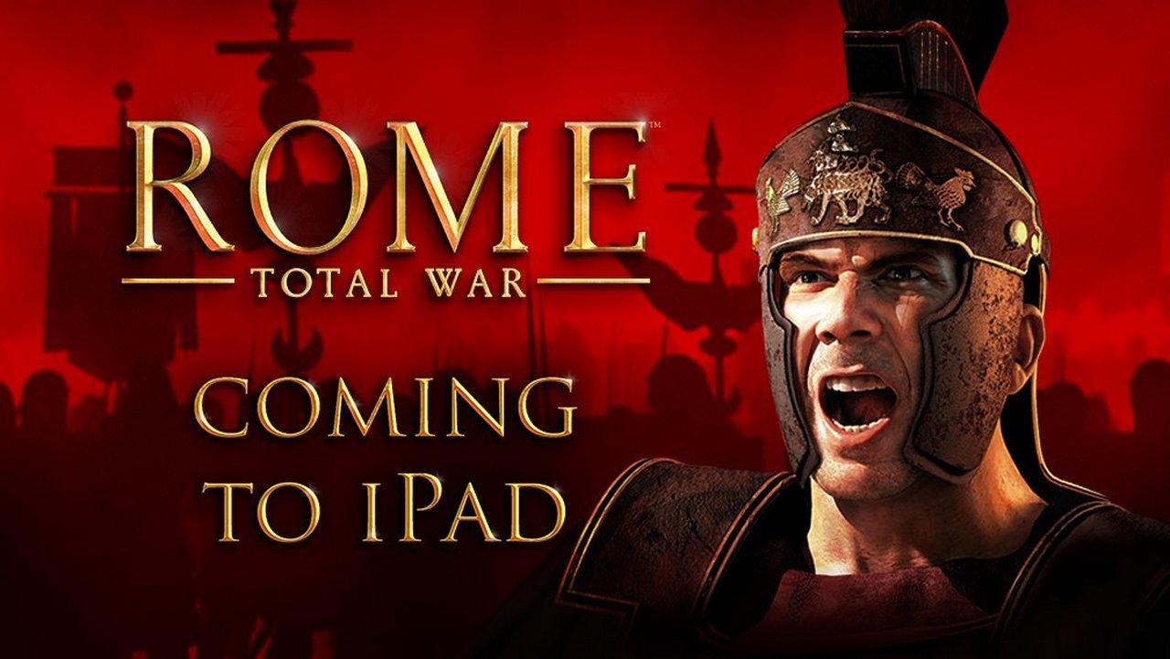 Rome: Total War per iPad – immagini e video di presentazione