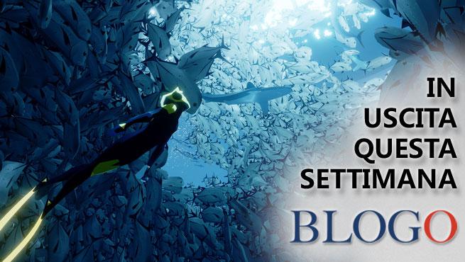 Videogiochi in uscita dall'1 al 7 agosto: Abzu, Tricky Towers, Mobius Final Fantasy