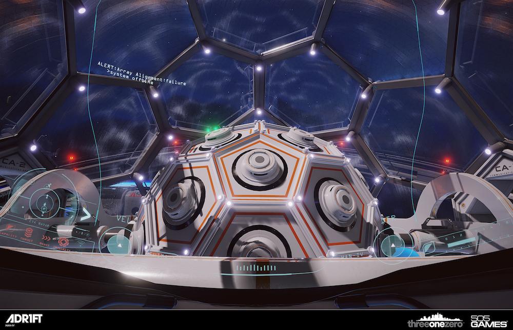 Adr1ft, appello di Three One Zero per portare il titolo su PlayStation VR
