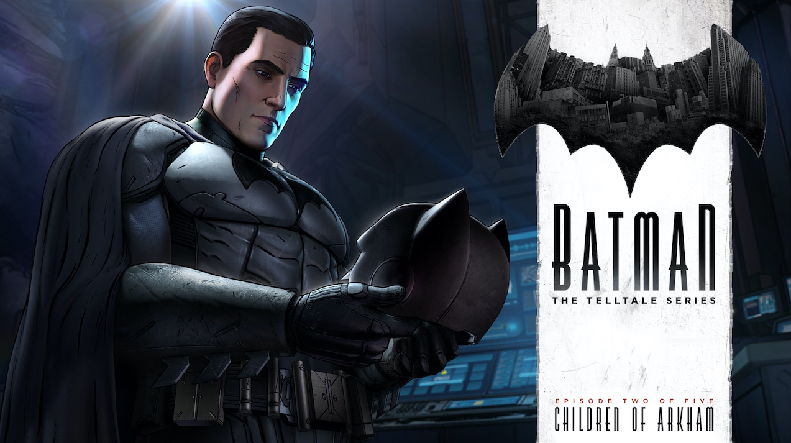 BATMAN – The Telltale Series, il secondo episodio ha una data di uscita