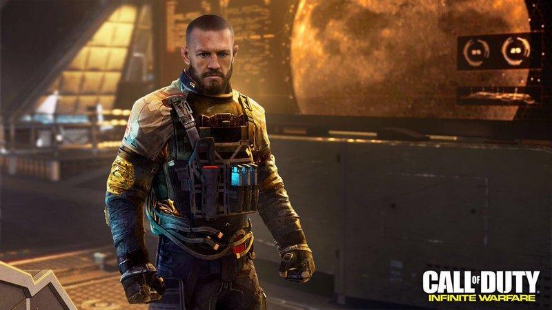 Call of Duty: Infinite Warfare – nuovo video sui protagonisti della campagna principale