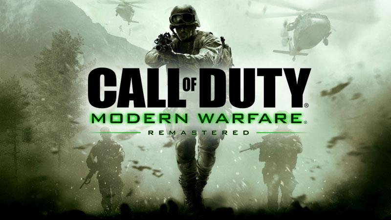 Call of Duty: Modern Warfare Remastered, il trailer di lancio è dedicato alla Campagna singleplayer