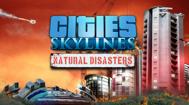 Cities: Skylines – immagini e video sull'espansione Natural Disasters