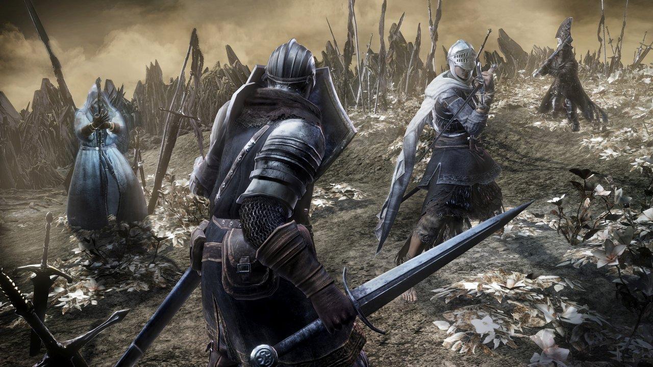 "Dark Souls III, video di gameplay per il DLC ""Ashes of Ariandel"""