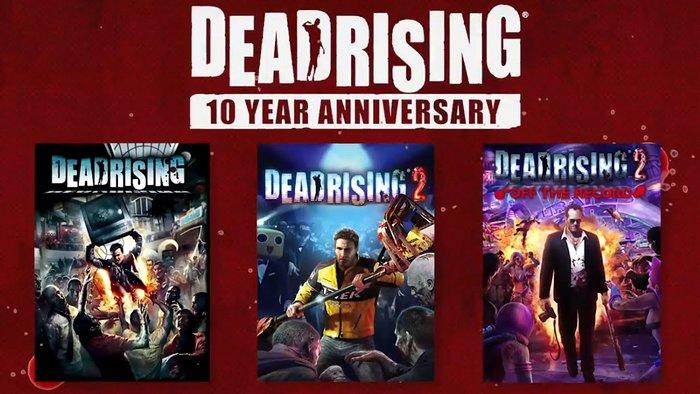 Dead Rising 10th Anniversary è disponibile: ecco il trailer di lancio