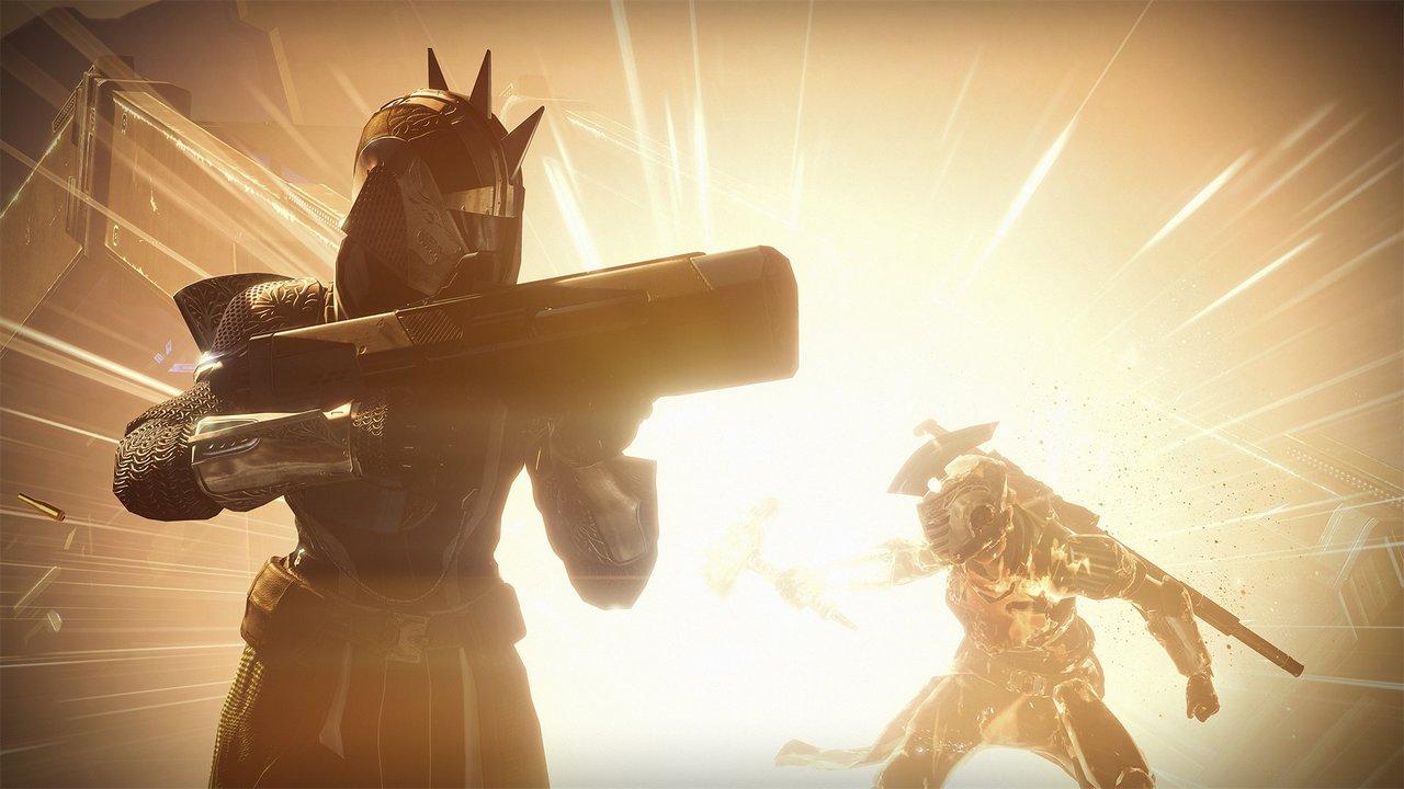 Destiny – La Collezione: immagini e video sulle esclusive PS4 legate all'espansione I Signori del Ferro