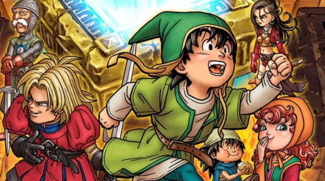 Dragon Quest VII: il remake per 3DS si lancia in foto e video