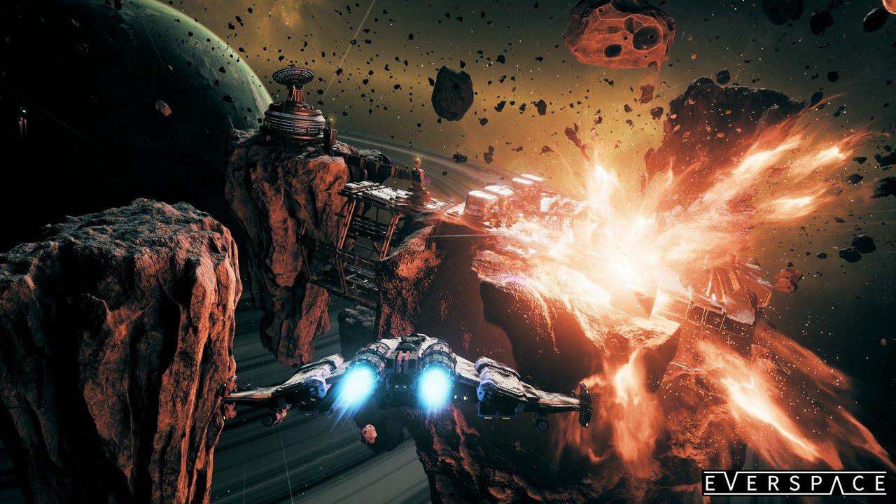Everspace: la versione Early Access sbarca su PC e Xbox One – guarda il trailer di lancio