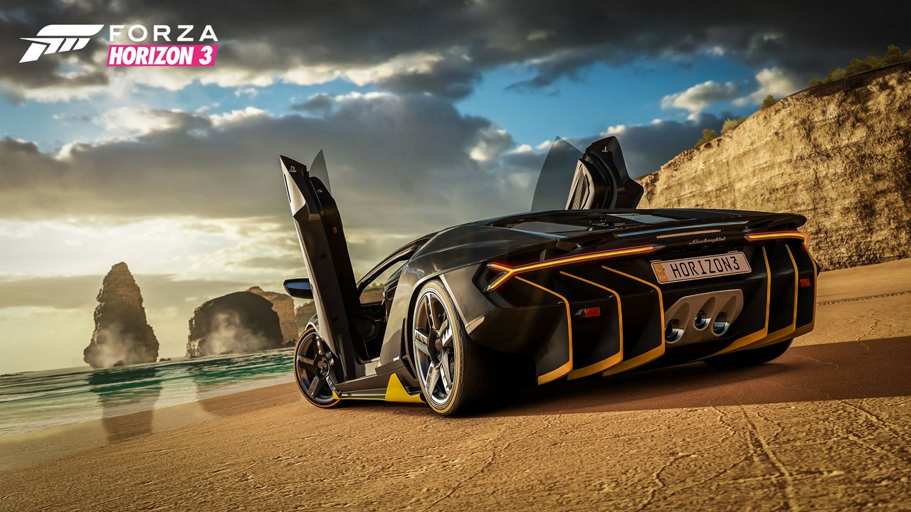 Forza Horizon 3: in arrivo la demo su Xbox One