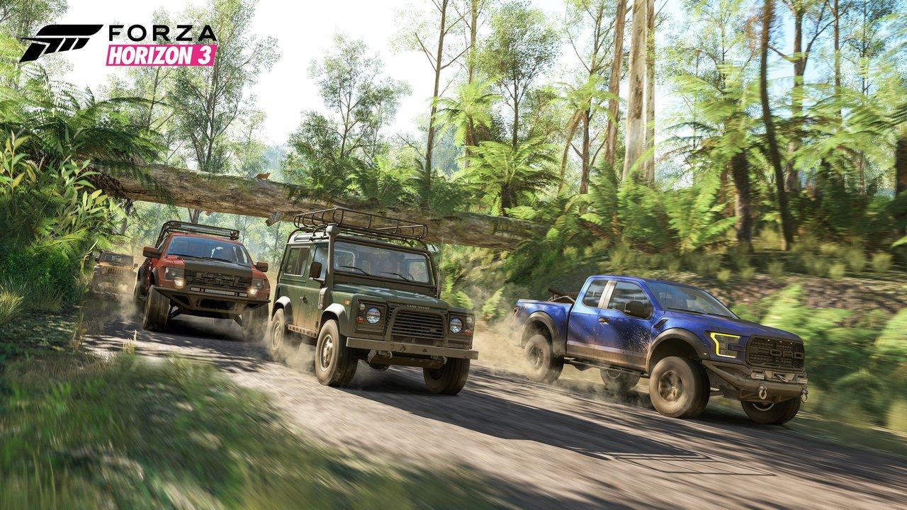 Forza Horizon 3: svelata la colonna sonora
