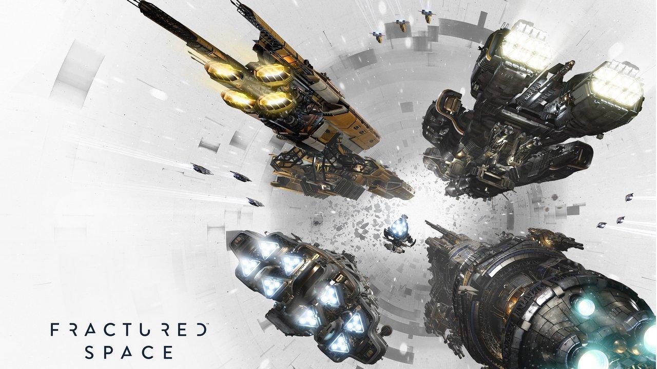 Fractured Space: la versione finale si lancia in foto e video