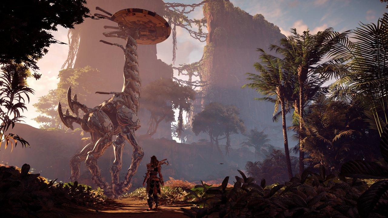 Horizon: Zero Dawn – immagini e video dal PlayStation Meeting 2016