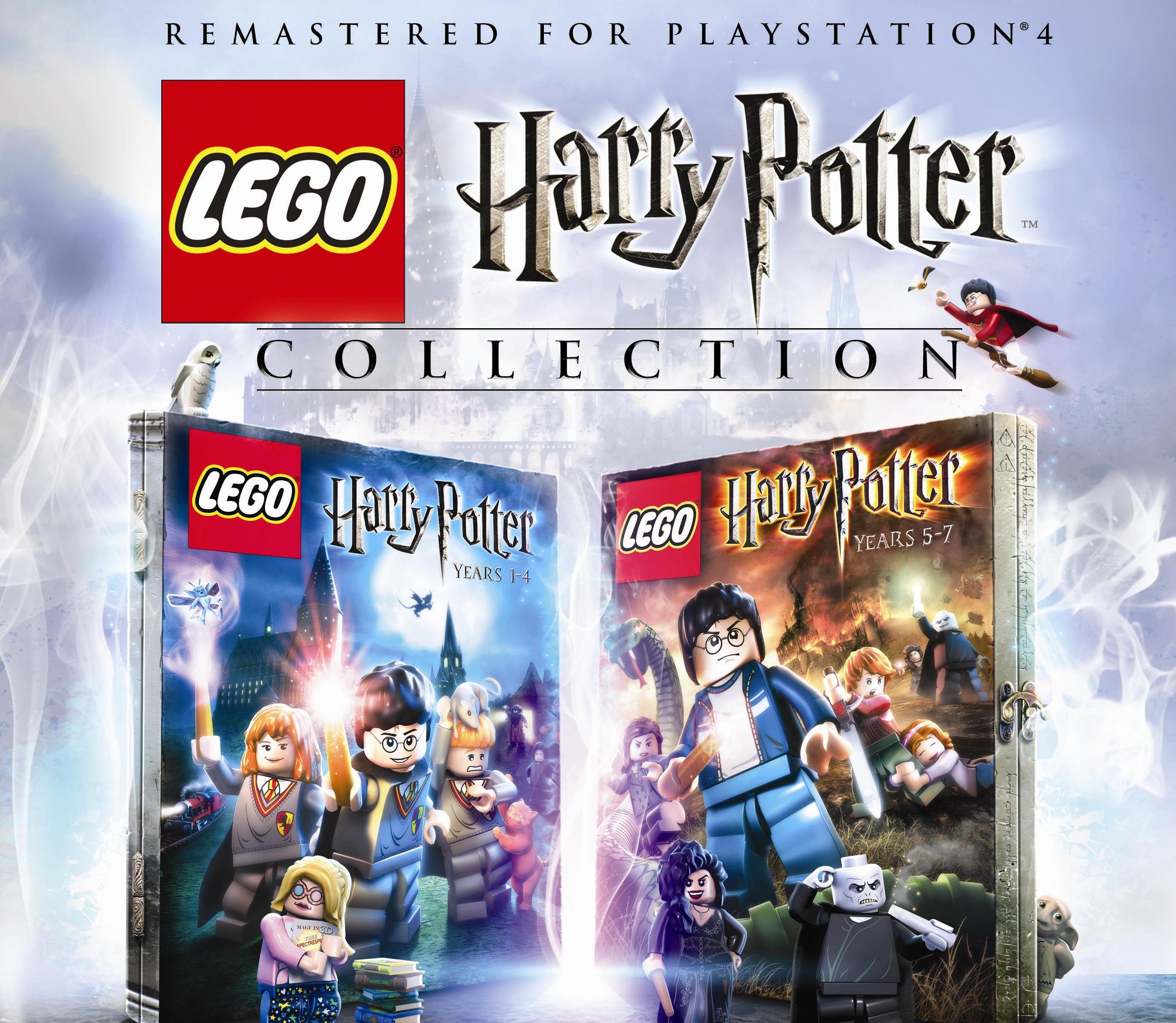 LEGO Harry Potter Collection sbarcherà su PlayStation 4