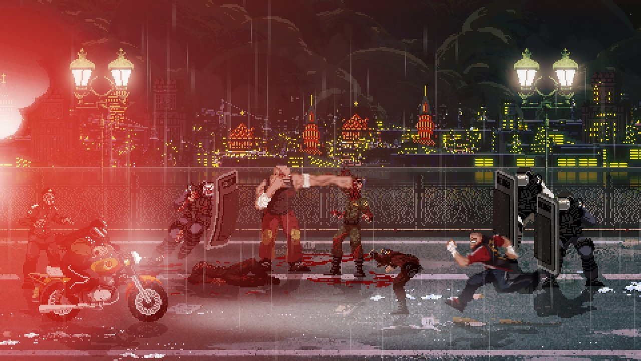 Mother Russia Bleeds si lancia in foto e video