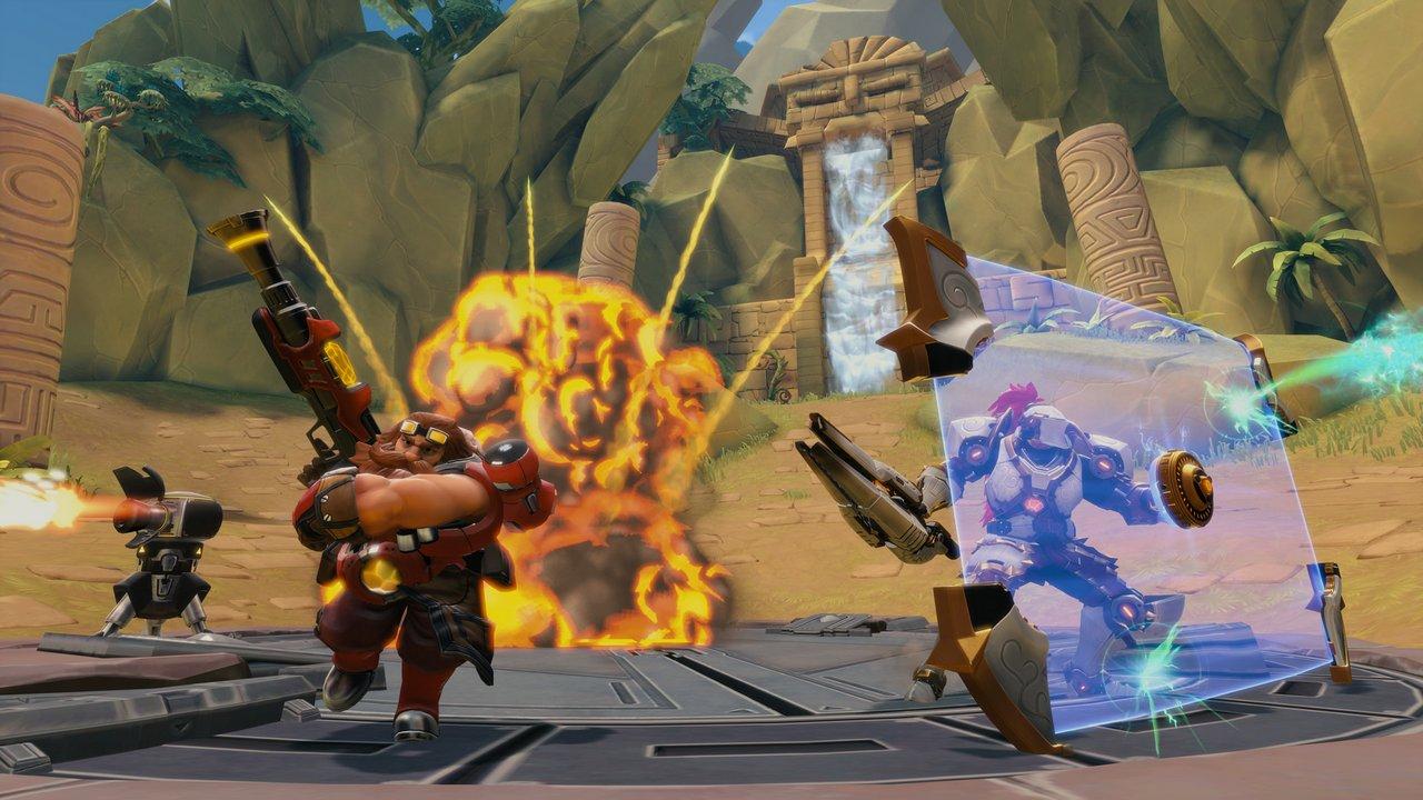 Paladins: il MOBA degli studi Hi-Rez supera il milione di download su Steam
